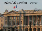 Hotel de Crillon, a Palace Hotel of the World